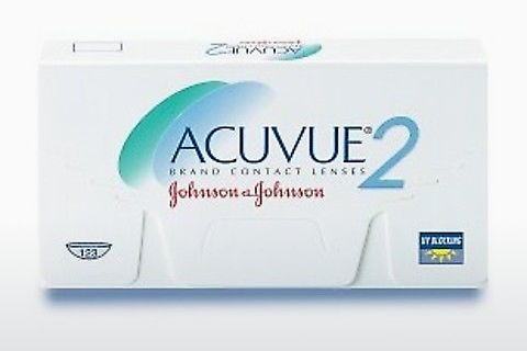 콘택트렌즈 Johnson & Johnson ACUVUE 2 (ACUVUE 2 AV2-6P-REV)