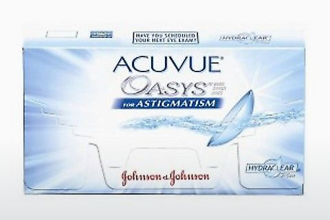 콘택트렌즈 Johnson & Johnson ACUVUE ADVANCE for ASTIGMATISM AGT-6P-REV