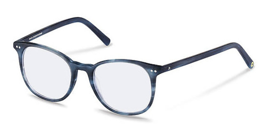 Rocco by Rodenstock   RR419 G blue structured