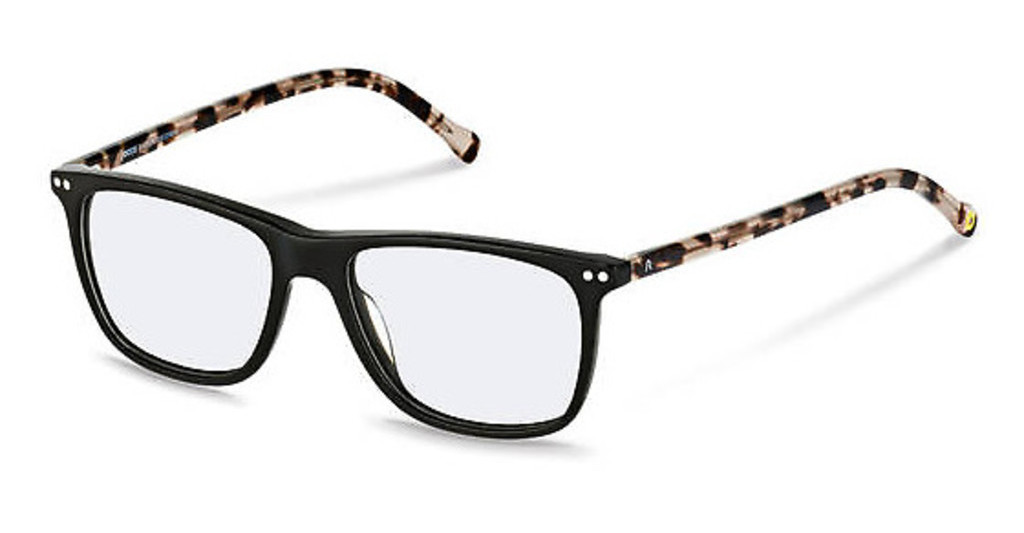 Rocco by Rodenstock   RR436 A black, havana