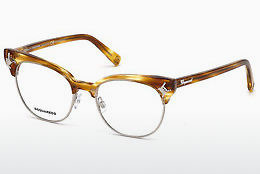 Eyewear Dsquared DQ5207 047 - 갈색, Bright