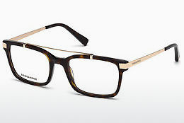 Eyewear Dsquared DQ5209 052 - 갈색, 하바나