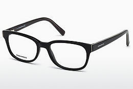 Eyewear Dsquared DQ5218 001 - 검은색