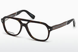 Eyewear Dsquared DQ5229 052 - 갈색, 하바나