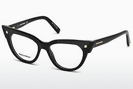 Eyewear Dsquared DQ5235 001 - 검은색
