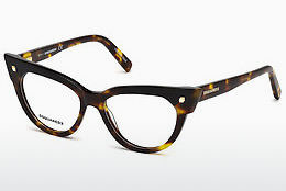 Eyewear Dsquared DQ5235 052 - 갈색, 하바나
