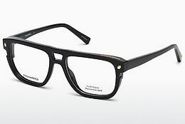 Eyewear Dsquared DQ5237 001 - 검은색