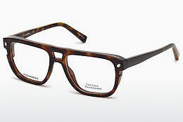 Eyewear Dsquared DQ5237 052 - 갈색, 하바나