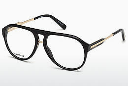 Eyewear Dsquared DQ5242 001 - 검은색