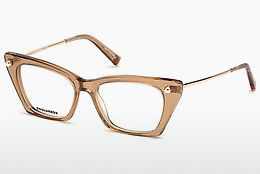 Eyewear Dsquared DQ5245 072 - 핑크색