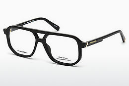 Eyewear Dsquared DQ5250 001 - 검은색