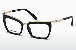 Eyewear Dsquared DQ5253 001 - 검은색
