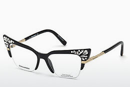 Eyewear Dsquared DQ5255 001 - 검은색