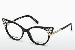 Eyewear Dsquared DQ5256 001 - 검은색