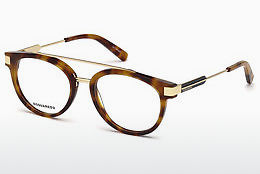 Eyewear Dsquared DQ5261 053 - 하바나, Yellow, Blond, Brown