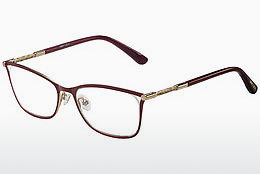 Eyewear Jimmy Choo JC134 J6Y - 적색, 금색, 핑크색