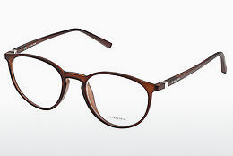 Eyewear Police PERCEPTION 2 (V1973 90YM) - 갈색