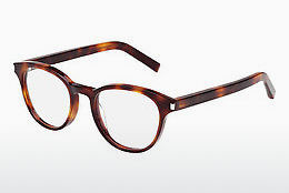 Eyewear Saint Laurent CLASSIC 10 002 - 갈색, 하바나