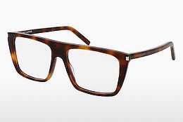 Eyewear Saint Laurent SL 155 002 - 갈색, 하바나