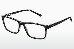 Eyewear Sting VST041 09H9 - 검은색, 흰색