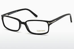 Eyewear Tom Ford FT5209 001 - 검은색, Shiny