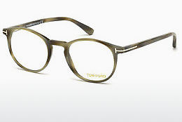 Eyewear Tom Ford FT5294 064 - 뿔, Horn, Brown