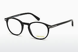 Eyewear Tom Ford FT5294 52A - 갈색, Dark, Havana