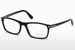 Eyewear Tom Ford FT5295 001 - 검은색, Shiny