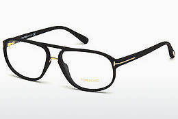 Eyewear Tom Ford FT5296 002 - 검은색, Matt