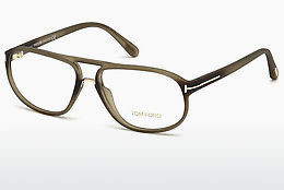 Eyewear Tom Ford FT5296 046 - 갈색, Bright, Matt