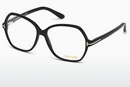 Eyewear Tom Ford FT5300 001 - 검은색, Shiny