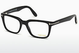 Eyewear Tom Ford FT5304 001 - 검은색, Shiny