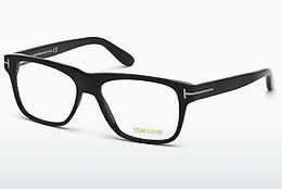 Eyewear Tom Ford FT5312 002 - 검은색, Matt