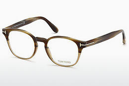 Eyewear Tom Ford FT5400 65A - 뿔, Horn, Brown