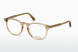 Eyewear Tom Ford FT5401 045 - 갈색, Bright, Shiny
