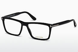 Eyewear Tom Ford FT5407 001 - 검은색, Shiny