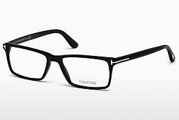 Eyewear Tom Ford FT5408 001 - 검은색, Shiny