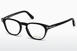 Eyewear Tom Ford FT5410 001 - 검은색, Shiny