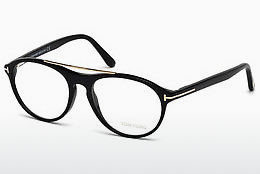 Eyewear Tom Ford FT5411 001 - 검은색, Shiny