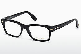 Eyewear Tom Ford FT5432 001 - 검은색, Shiny