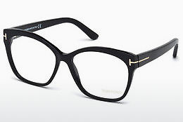 Eyewear Tom Ford FT5435 001 - 검은색, Shiny