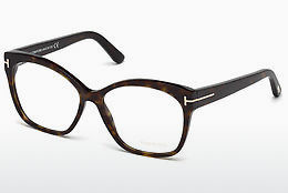 Eyewear Tom Ford FT5435 052 - 갈색, Dark, Havana