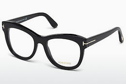 Eyewear Tom Ford FT5463 001 - 검은색, Shiny