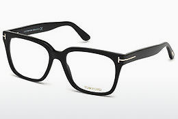 Eyewear Tom Ford FT5477 001 - 검은색, Shiny