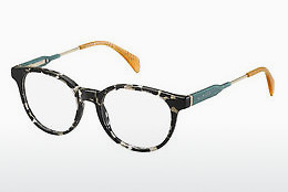 Eyewear Tommy Hilfiger TH 1349 JX2 - 검은색, 금색