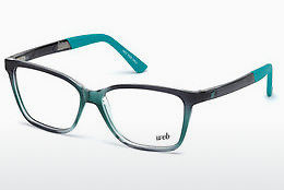 Eyewear Web Eyewear WE5188 089 - 청색, 녹색
