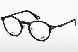 Eyewear Web Eyewear WE5207 002 - 검은색, Matt