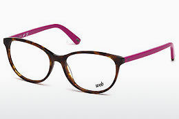 Eyewear Web Eyewear WE5214 053 - 하바나, Yellow, Blond, Brown