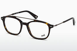Eyewear Web Eyewear WE5219 052 - 갈색, Dark, Havana