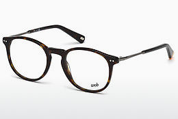 Eyewear Web Eyewear WE5221 052 - 갈색, Dark, Havana